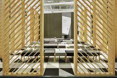 Monochrome Kale Pavilon by Paolo Cesaretti at Unicera 2016, Istanbul – Turkey »…