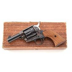 Colt 2nd Gen. Sheriff's Model Revolver
