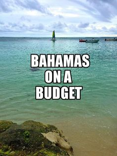 Have you ever looked at a friend's Facebook pictures of exotic islands and wondered how they can afford it?  You're not alone. Taking a tropical vacation with a limited budget is easier than you think. http://luggageandlipstick.com/bahamas-on-a-budget/