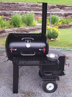 TS60 Barbecue Smoker Photos | Meadow Creek Tank Smokers