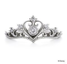 "【Princess Tiara】 Engagement ring with the motif of ""Princess"" series. Dreamland Princess wearing ""tiara"" is a symbol of happiness. ... As forever shining princess./ 【プリンセスティアラ】 『プリンセスシリーズ』をモチーフにしたエンゲージリング。夢の国のプリンセスが身につけた""ティアラ""は幸せの象徴。いつまでも輝くお姫様のように・・・。/ K.uno is a jewelry brand in Japan. We create bridal, fashion as well as custom made jewelry. ◆HP→http://www.k-uno.co.jp/ ◆MAIL→k-uno@k-uno.co.jp"