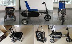 eFOLDi ™- The Most Versatile Personal Electric Vehicle by eFOLDi — Kickstarter