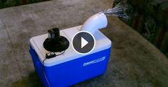 This Brilliant Man Has Built a Simple, DIY Air Conditioner