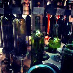 Embotellando. #rioja #wine