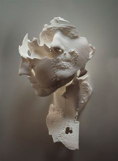 Sophie Kahn Uses 3D Scanners To Capture And Cast Fragmented Women