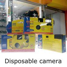 10 x 400 single- gebruik maken van wegwerp bruiloft bruids outdoor camera met flits(China (Mainland))