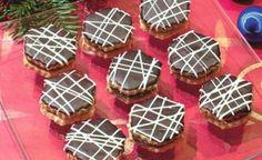 Ořechové dortíky