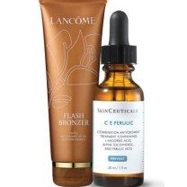 This regimen will have your skin glowing all summer long.