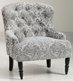 I dig this chair as an accent piece