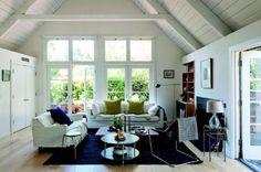 Julie Carlson Living Room in Mill Valley   Remodelista