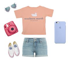 """""""Me"""" by aly-stagich on Polyvore featuring Paige Denim, Cutler and Gross and Converse"""