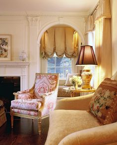 Love of home, fashion, and classic style Beautiful Living Rooms, Beautiful Interiors, Beautiful Life, Architecture Design, Classical Architecture, Just Dream, Elegant Homes, Luxurious Homes, Home Fashion