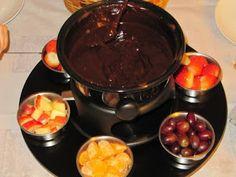 .                                                     : O Chocolatier-Fondue Hershey's