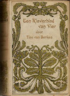 har. Bandontwerp Cornelia van der Hart 1851 - 1946 | Flickr - Photo Sharing!