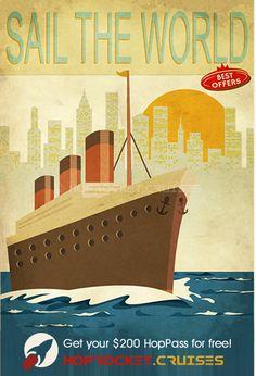 Sail the World!