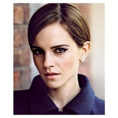 Hot News This AM Emma Watson, David Beckham, and more! ❤ liked on Polyvore featuring emma watson, harry potter and people