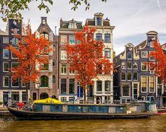 Amsterdam..... me encantó!! y es ideal para viajar con niños.