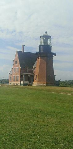 Block Island Lighthouse, Rhode Island