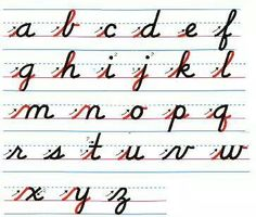 Computer Solution for Printing Handwriting?