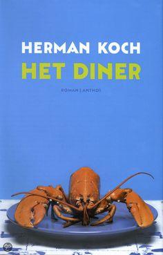 Het boek het Diner van Herman Koch heb ik gelezen voor mijn boekenlijst.  Een spannend en meeslepend boek.