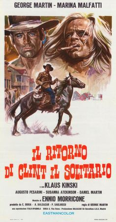 A fistful of insanely cool movie posters – Rare Cult Cinema