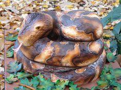 Snake Cake, via Flickr.