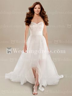 Beach Wedding Dresses-Style BC265