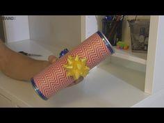 BALENÍ DÁRKŮ I Jak zabalit dárek - YouTube