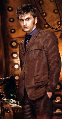 David Tennant aka The Tenth Doctor / Doctor Who Doctor Who 10, 10th Doctor, Geronimo, David Tennant Doctor Who, Christopher Eccleston, Torchwood, Matt Smith, Time Lords, Suit And Tie