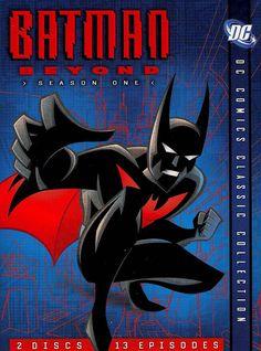 BATMAN BEYOND SEASON ONE DVD