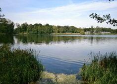 Ijzeren Man, Weert, The Netherlands I swam here in May 1981