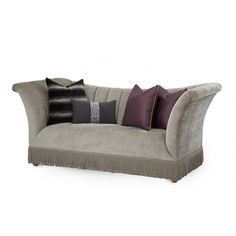 Aico Overture Channel Back Sofa