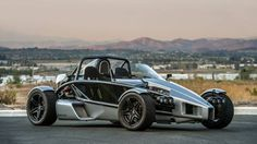 Ariel Atom first drive: More power for the ultimate go-kart Performance Engines, Performance Cars, Ariel Atom 3, Ariel Nomad, Honda V, Jaguar Xj220, Fast Sports Cars, Go Car, Race Engines