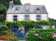 Une maisonette bretonne