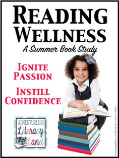 Summer book study on Reading Wellness by Jan Miller Burkins and Kim Yaris hosted by Adventures in Literacy Land. Guided Reading Activities, Reading Intervention, Reading Groups, Reading Lessons, Reading Resources, Reading Strategies, Teaching Reading, Reading Comprehension, Class Library