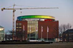 Aros rainbow by Olafur Eliasson