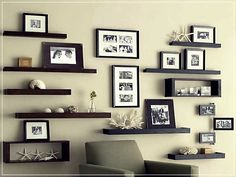 25 cool wall art ideas for large wall | shelves, tvs and walls