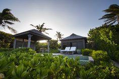 Bungalow at Christophe Harbour - Basseterre, St Kitts Turtle Beach, Beach Bungalows, Plunge Pool, Bike Trails, Beach Pool, St Kitts, Caribbean, Terrace, Gazebo