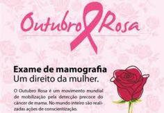 Em todos os depoimentos que li de sobreviventes do câncer de mama há um ponto em comum: o medo...