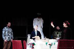 #SantificarásLasFiestas #Teatro #TeatroINBA
