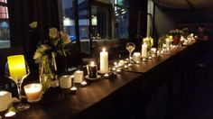 #Party #ralphnuss #fooding #artdelatable #chef #fetes #moments privileged #candles #bougies