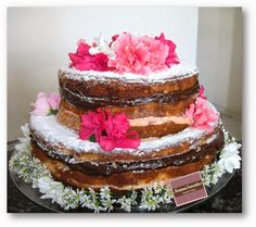 Naked Cake by Nanna Sweeties