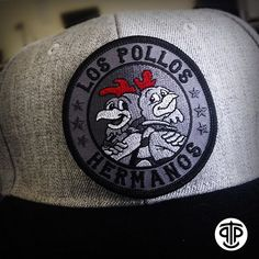 For the BB fans out there (a patch Gus Fring would be proud to wear!). Our 'Los Pollos Hermanos' patch is now available through our web store (click link in bio). Lots there so take some time to browse around. - 💥💥Also a HUGE THANKS to everyone who has placed an order in the last 24 hours.. tomorrow we'll be sending goodies out to 10 different countries! How cool is that?! Tracking details will be emailed ASAP. Thank you! 🙏✈️🌏 - - #TPPC #BreakingBad #LosPollosHermanos #GusFring…
