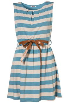This would look great with some cute wedges or cowgirl boots