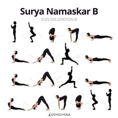 Your easy-to-follow guide to classic Sun Salutation B