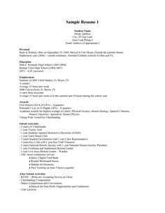 Free Cosmetology Resume Template CakepinsCom  Stuff To Buy