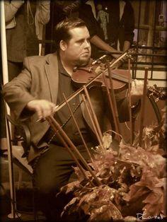 El violinista que salvó la navidad!