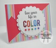 Live Your Life in Color - Treasure Oiler Designz