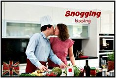 Snogging
