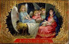 postales navideñas antiguas - Buscar con Google